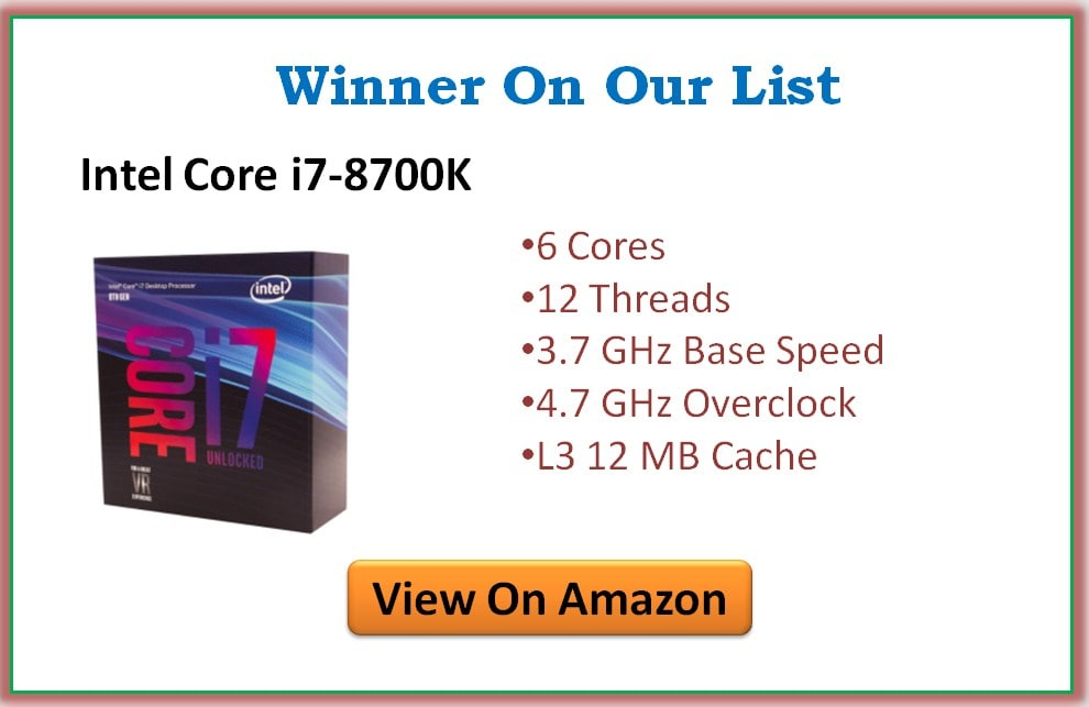 Best Intel CPUs for Mining Cryptocurrencies Fast
