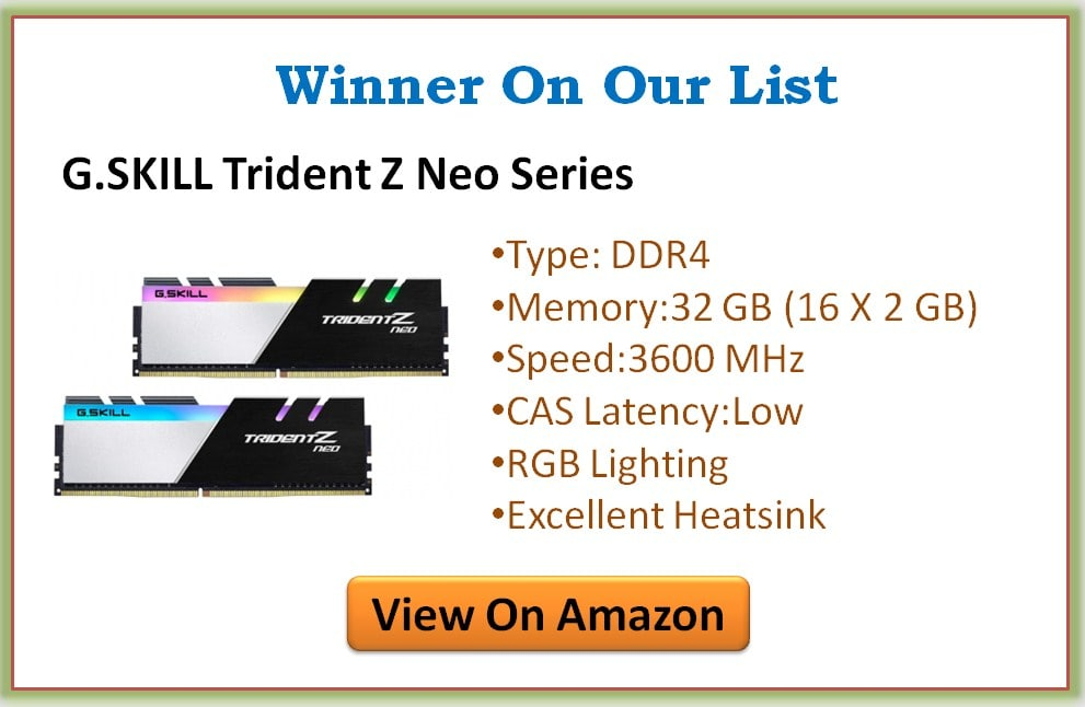 Best Ram for Ryzen 3700X to Boost Performance