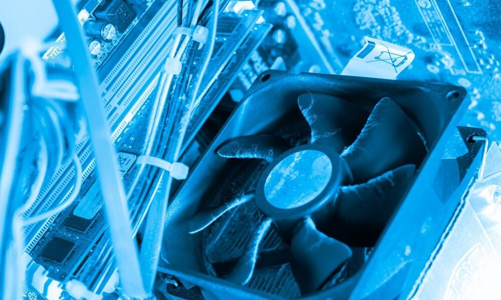 Minj ITX CPU coolers collection