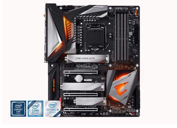 Affordable motherboards Z390 for gaming