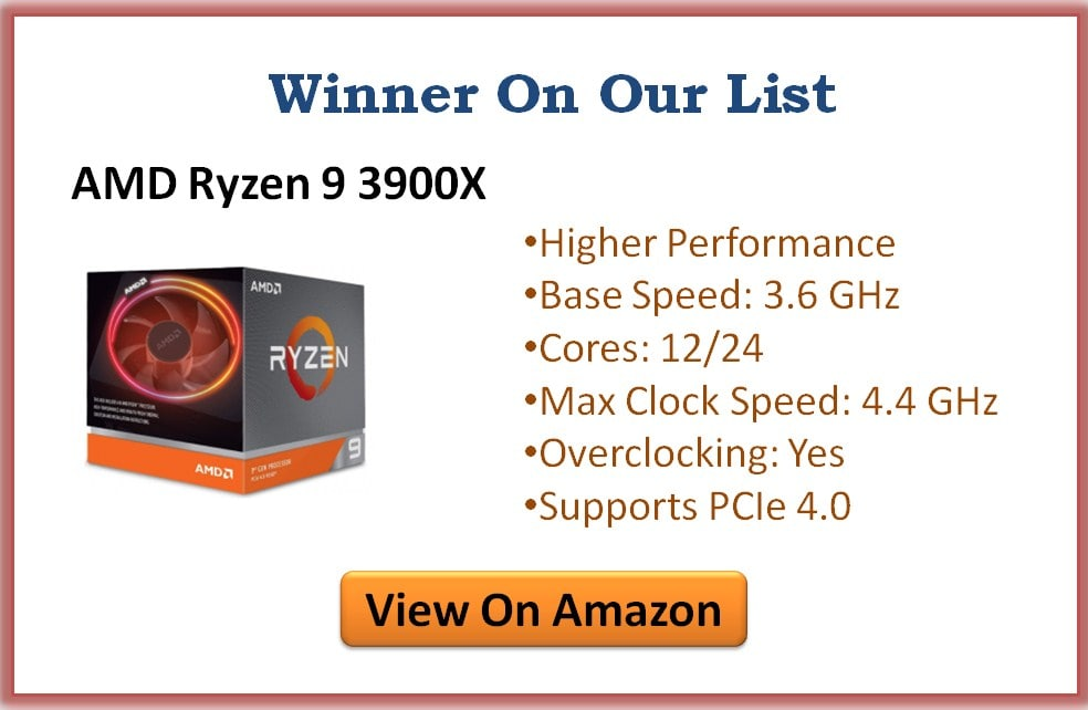 Best AMD CPUs for Music Production