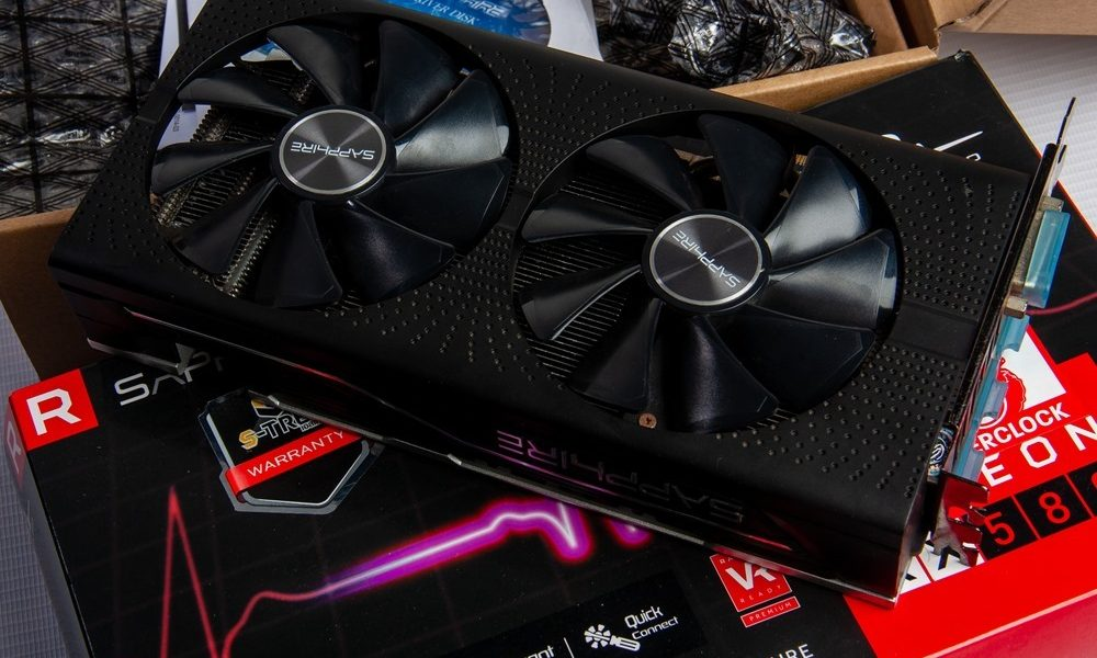 Collection of best processors for RX 580 GPU