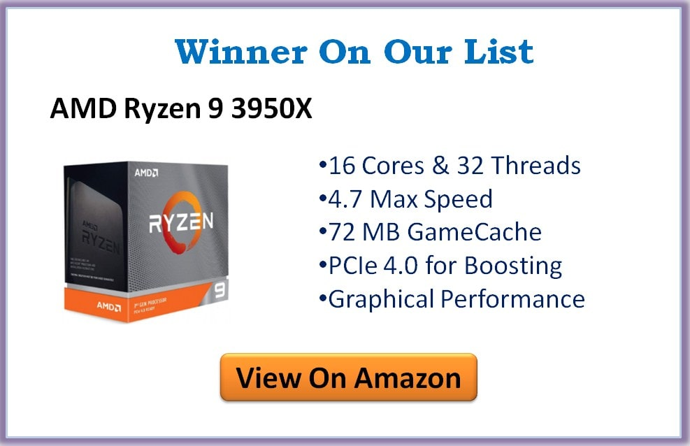 The Best CPU for 3D Rendering