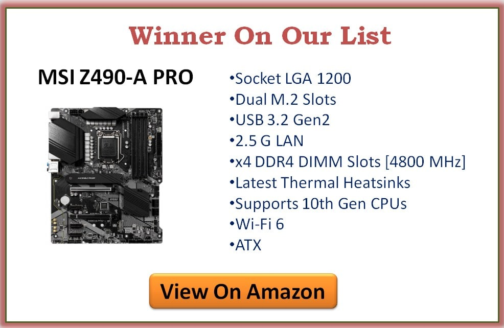 Best Cheap Motherboards for Gaming