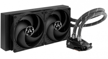 Most Efficient Closed Loop Cooler with 280mm