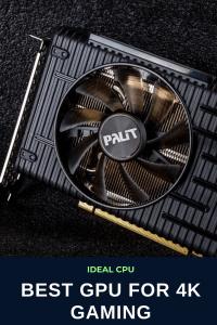 Best GPU for 4K Gaming
