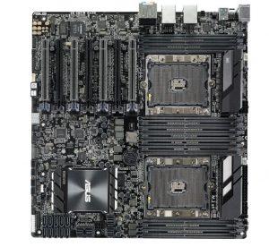 2 CPU Motherboard