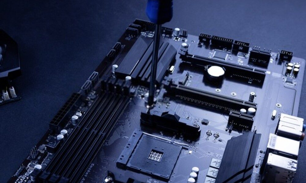 motherboard how to check