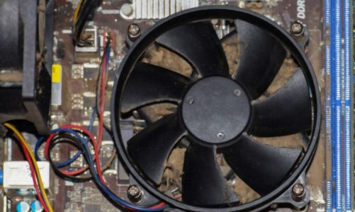 guide on fixing the CPU fan error solve