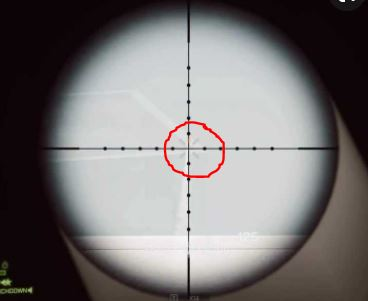 crosshair overlay in gaming monitors, a hidden feature that most people don't know