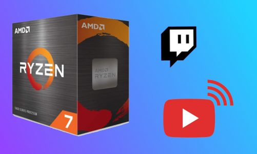 Best CPU for Dedicated Streaming PC 1080p 60fps