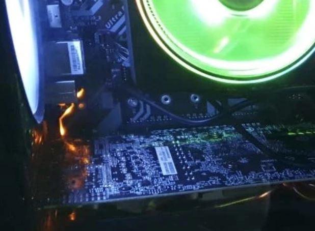 Fixing Gigabyte B365m DS3H Orange Light
